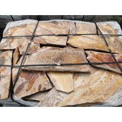 Rula YELLOW - obkladové kameny