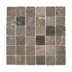 Heten marble TUMBLED - 5x5cm
