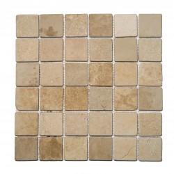 Limestone TUMBLED 5x5cm
