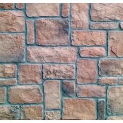 Kamenný obklad Hradní zeď /...