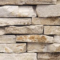 Kamenný obklad Rula WHITE -...